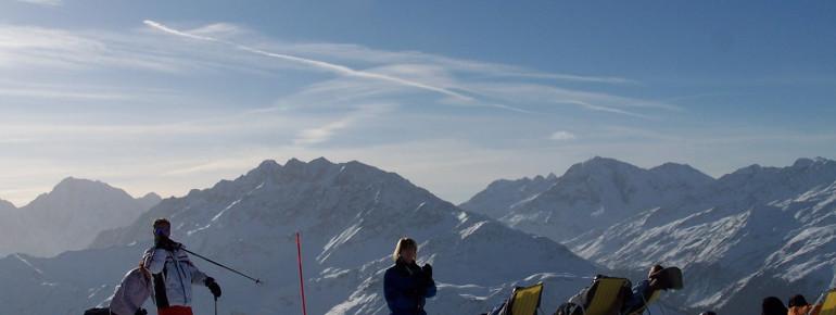 Bergstation Schareck