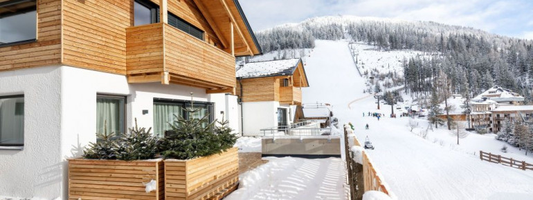 Katschberg Lodge - exklusiver Urlaub in den Bergen