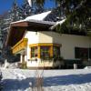 unser Haus - kleiner Skilift/Loipe nah