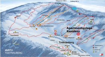 Ferienwohnungen direkt an der Piste mit Schwimmbad und Sauna . Skipass gratis dank Hochschwrazwaldcard!
