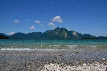 Karibik der Alpen/Walchensee