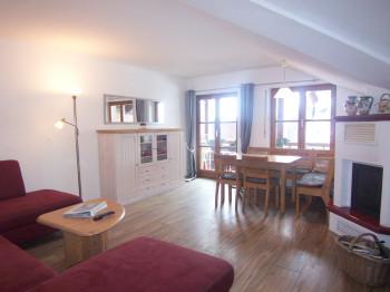 3-Raum-Ferienwohnung Adlerhorst