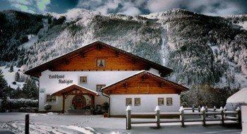 Landhaus Rudigier im Winter