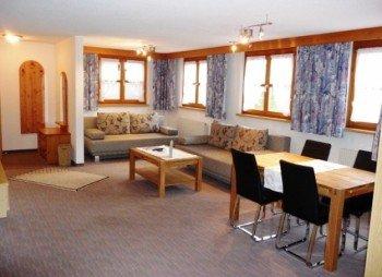 Die Ferienwohnung bietet Platz für 2-4 Personen