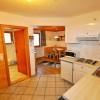 offene Küche im Landhaus Wildschütz