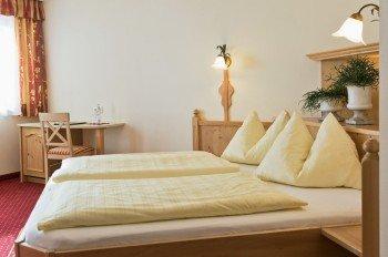 Komfortable Zimmer im Landhotel