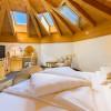 Turmsuite Schlafzimmer