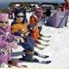 Skischule direkt vor der Haustür