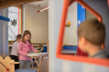 Skikindergarten Klausberg