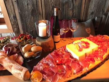 Original Schweizer Raclette-Abend