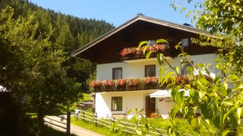 Familienurlaub am Bio-Bergbauernhof