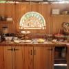 Das Frühstücksbuffet der Pension Teuber