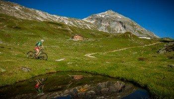 Mountainbiken in unserer idyllischen Region