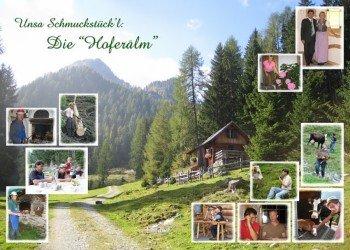 Hoferalm - alpine Lebenskunst