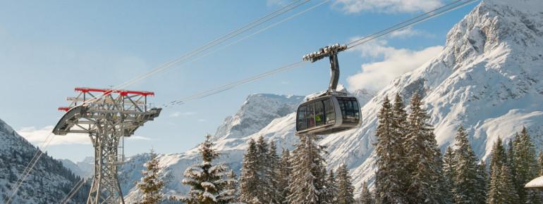 Oberlech ist autofrei!Kein Verkehr, keine Abgase, sauberer Schnee!Ideal für Familien, hier steht nur der Wintersport und Sie im Mittelpunkt!