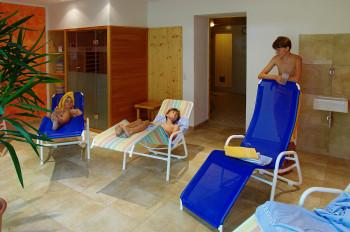 Sauna - Infrarotkabine