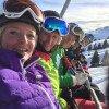 Auf geht's zum Skifahrn