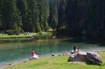 Naherholungsgebiet Blausee