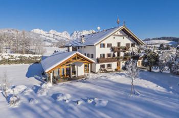 Thainerhof im Winter