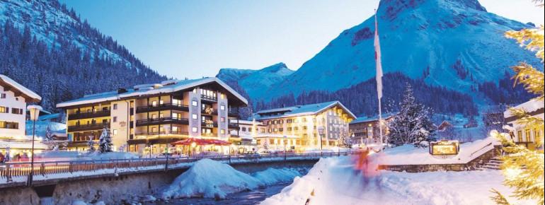 Pfefferkorn's Hotel - mitten in Lech