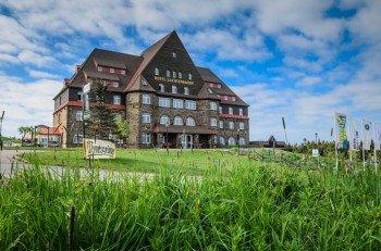 Relaxhotel Sachsenbaude von außen