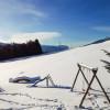 Speckerhof Ausblick im Winter
