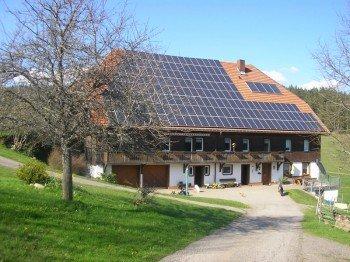 Biobauernhof im Hochschwarzwald