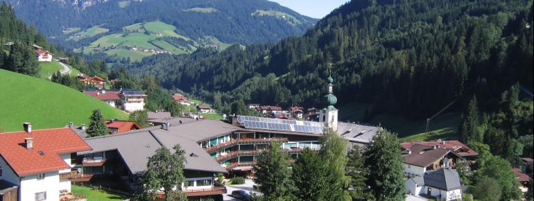 Schatzberg-Haus Auffach