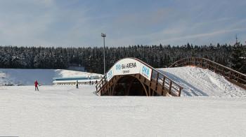 DKB-Ski-ARENA, Biathlonstadion Oberhof