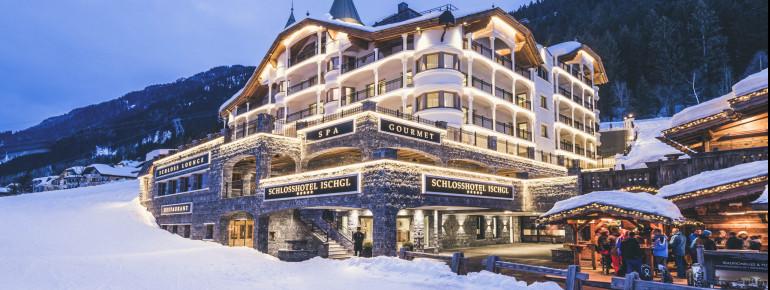 Schlosshotel Ischgl *****Superior