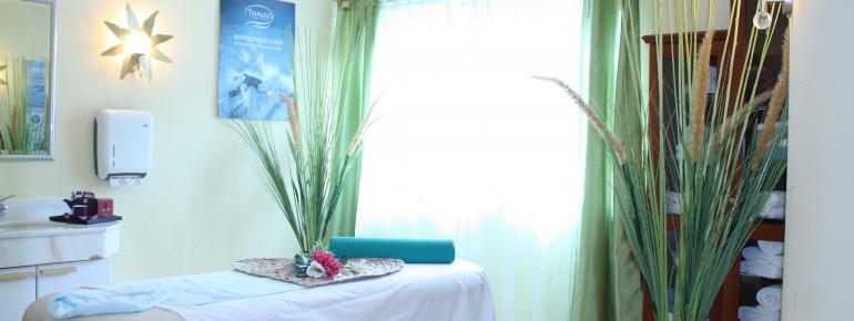 die Massage wartet auf Sie!