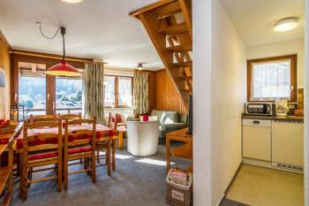 Wohnraumbeispiel 2-Zimmerwohnung