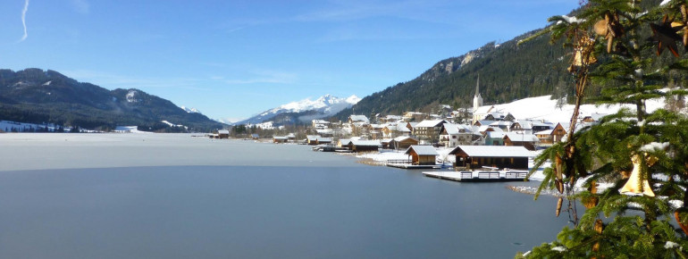 Winterparadies Weissensee