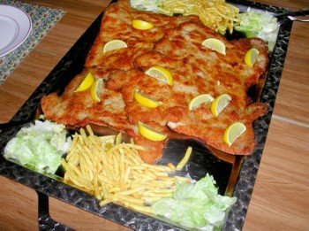 Mega Schnitzel