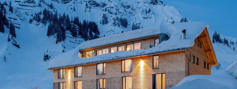 Hotel Mondschein in Stuben am Arlberg