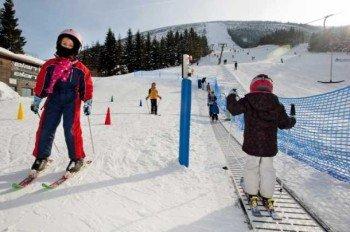 Kinderskilift Skiareal Stoh