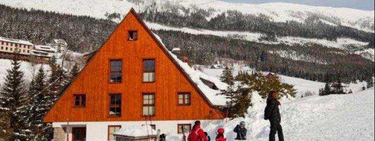 Wintersport Ski Hotel Stoh Spindlermühle