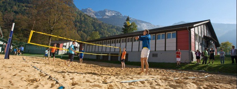 Sportcamp im Sommer