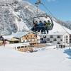 Sporthotel Steffisalp - Skihotel direkt an der Piste in Österreichs größtem Skigebiet