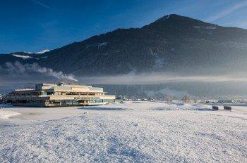 Wintersportler schätzen die Nähe des Hotels zum Skigebiet Hochzillertal