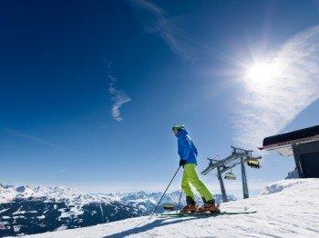 90 Pistenkilometer bietet das Skigebiet Hochzillertal