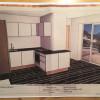 Küche Appartement Omeshorn für 2 Personen