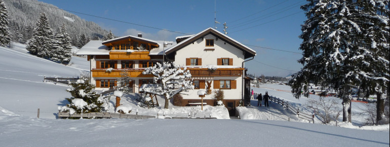 Gästehaus Tannenhäusel