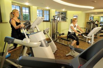 Fitness- & Gymnastikraum
