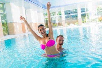 Schwimmbad Salina Maris