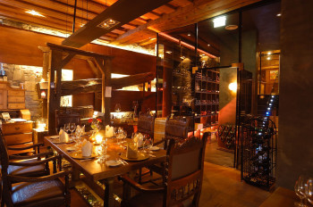 2-Haubenrestaurant & Weinkeller