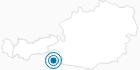 Skigebiet Sillian Hochpustertal in Osttirol: Position auf der Karte