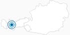 Skigebiet Hochzeiger Pitztal im Pitztal: Position auf der Karte