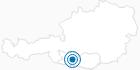 Skigebiet Goldeck am Millstätter See: Position auf der Karte