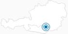 Skigebiet Klippitztörl im Lavanttal: Position auf der Karte